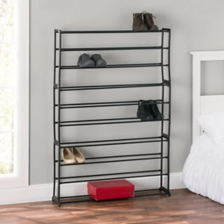 Sunbeam 50 Pair Shoe Rack