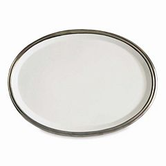 Baum 15-in. Oval Serving Platter