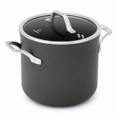 Calphalon Signature 8-qt. Hard-Anodized Nonstick Aluminum Stockpot