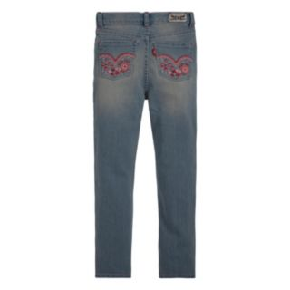 Toddler Girl Levi's Sabrina Denim Leggings