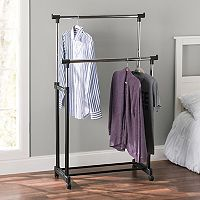 Sunbeam Double Garment Rail