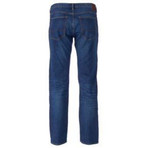 Men's Dockers® Stretch Straight Fit Jean Cut Jeans D2