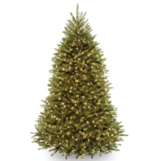7.5-ft. Pre-Lit Dunhill Fir Artificial Christmas Tree