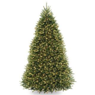 9-ft. Pre-Lit Dunhill Fir Artificial Christmas Tree
