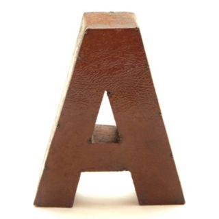 Rustic Arrow 9-Inch Letter Wall Decor