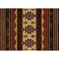 United Weavers China Garden Southwest Wind Rug