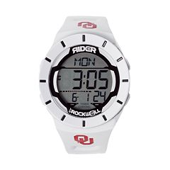 Rockwell Oklahoma Sooners Coliseum Chronograph Watch - Men
