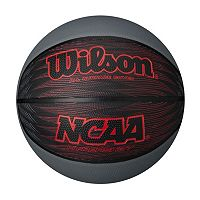Wilson NCAA Hyper Shot Rubber Basketball