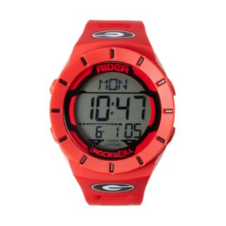 Rockwell Georgia Bulldogs Coliseum Chronograph Watch - Men