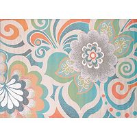 United Weavers Urban Galleries Lace Floral Rug
