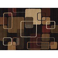 United Weavers China Garden Jazz Geometric Rug