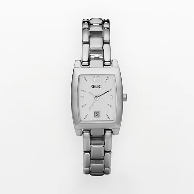 Relic Folio Stainless Steel Watch - ZR33482 - Women