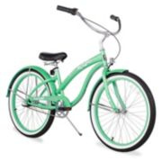 Firmstrong Women's 24-in. Bella Classic Three-Speed Beach Cruiser Bike