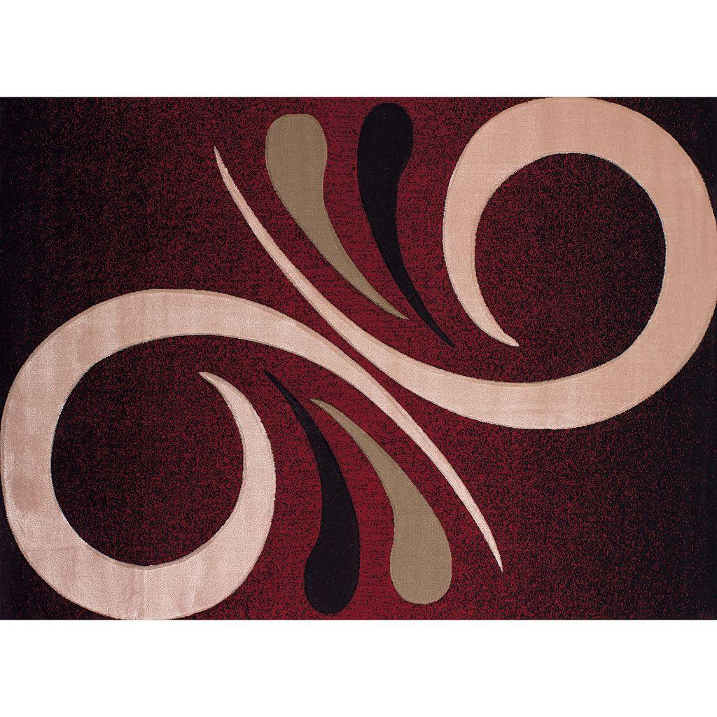 United Weavers Urban Galleries Nines Geometric Rug
