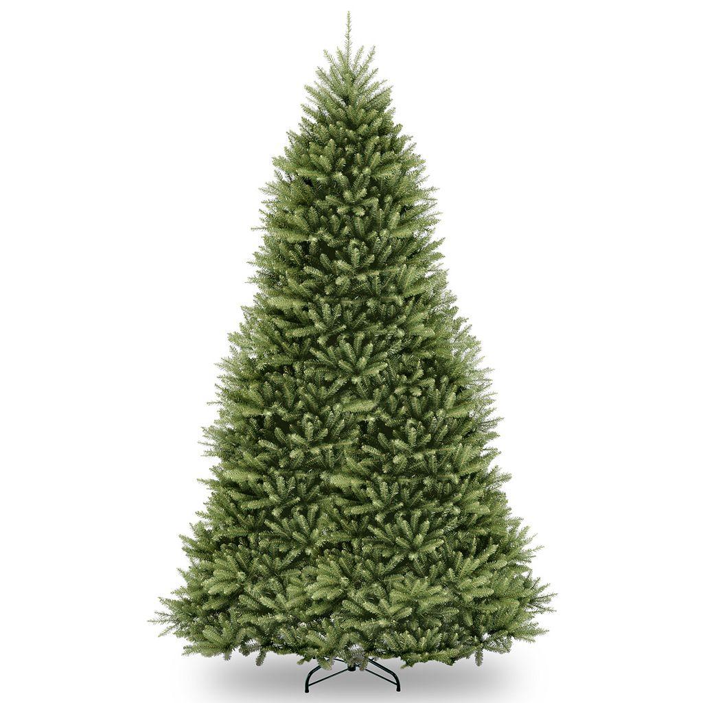 12-ft. Pre-Lit Dunhill Fir Artificial Christmas Tree