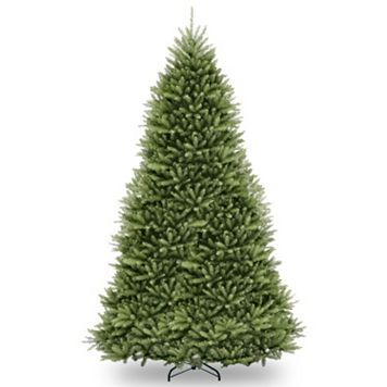 12-ft. Pre-Lit Dunhill Fir Artificial Christmas Tree
