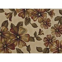 United Weavers China Garden Bloom Floral Rug