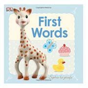 Sophie La Girafe First Words Book