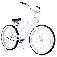 Firmstrong Women's 26 in Urban Alloy Single-Speed Beach Cruiser Bke