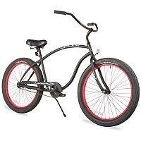 Firmstrong Men's 26 in Chief 3.0 Single-Speed Beach Cruiser Bike