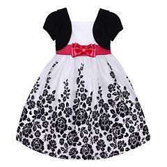 Girls White Christmas Kids Dresses- Clothing - Kohl&-39-s
