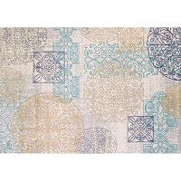 United Weavers Marquee Cassia Medallion Rug