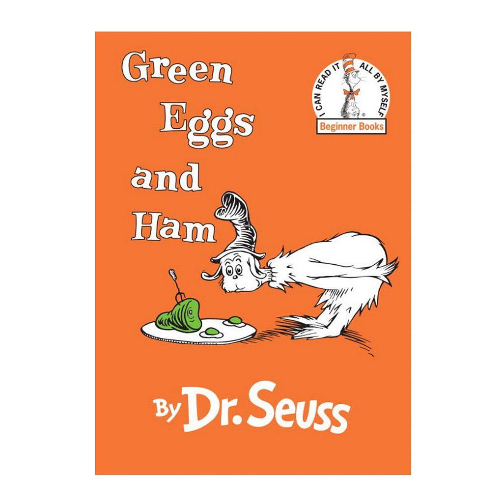 Dr. Seuss Green Eggs and Ham Book