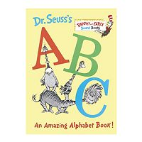 Dr. Seuss's ABC: An Amazing Alphabet Board Book