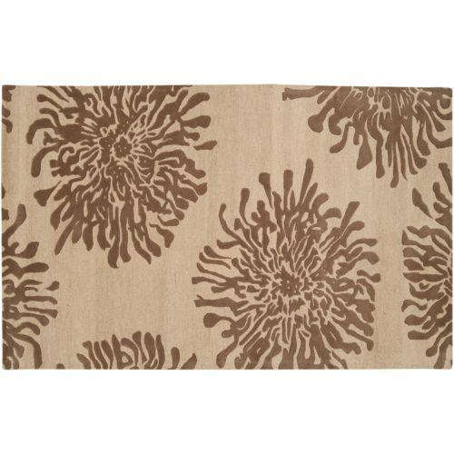 Surya Bombay Floral Wool Rug