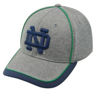 Adult Top of the World Notre Dame Fighting Irish Memory Fit Cap