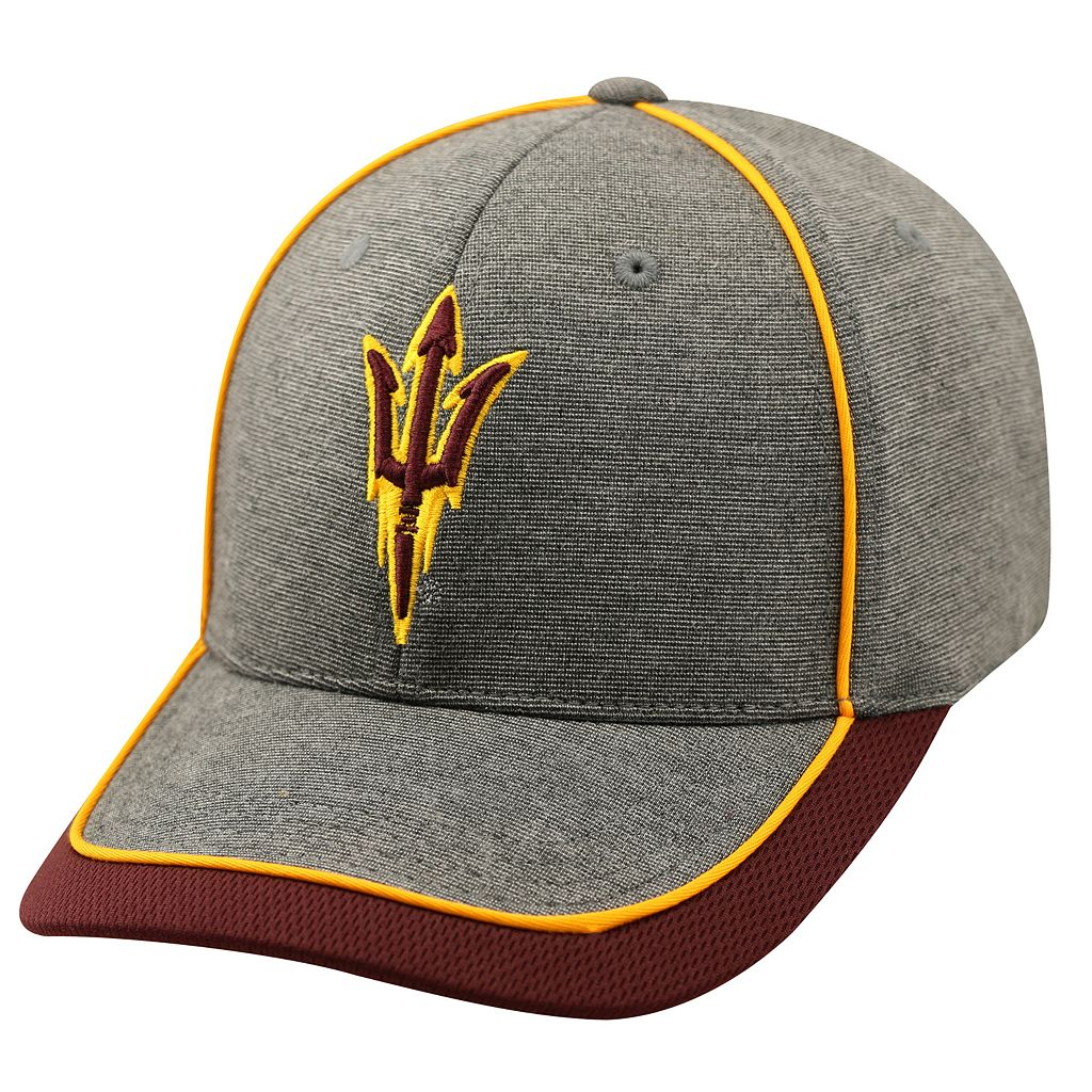 Adult Top of the World Arizona State Sun Devils Memory Fit Cap