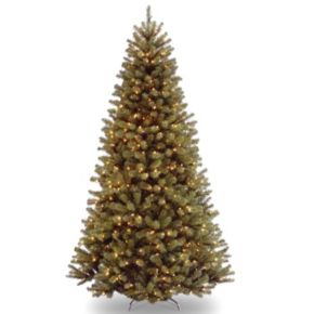 7.5-ft. Pre-Lit North Valley Spruce Artificial Christmas Tree