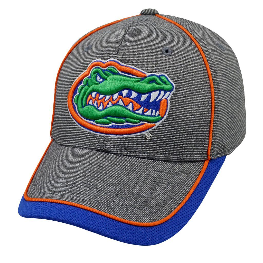 Adult Top of the World Florida Gators Memory Fit Cap
