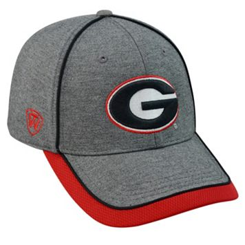 Adult Top of the World Georgia Bulldogs Memory Fit Cap