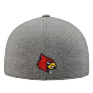 Adult Top of the World Louisville Cardinals Memory Fit Cap