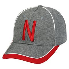 Adult Top of the World Nebraska Cornhuskers Memory Fit Cap