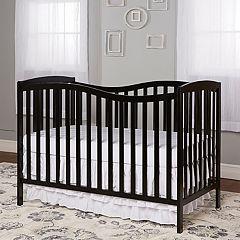 Black Baby Cribs Nursery Furniture Kohl S
