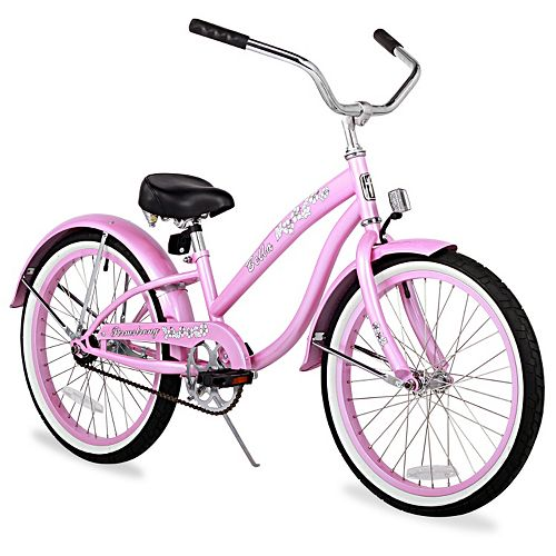 a455d4fa8e5 Firmstrong Girls 20-in. Bella Classic Single-Speed Cruiser Bike