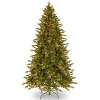 6.5-ft. Pre-Lit ''Feel Real'' Avalon Spruce Artificial Christmas Tree
