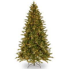 7.5-ft. Pre-Lit ''Feel Real'' Avalon Spruce Artificial Christmas Tree