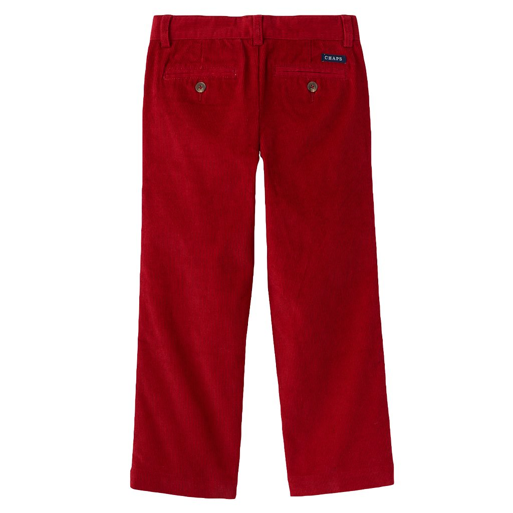 Toddler Boy Chaps Corduroy Pants