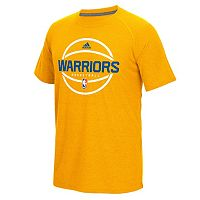 Men's adidas Golden State Warriors Pre-Game Ball Tee
