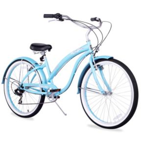 Firmstrong Women's 26-in. Bella Classic Seven-Speed Beach Cruiser Bike
