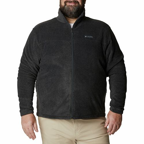 Big & Tall Columbia Steens Mountain Full-Zip Jacket