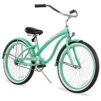 Firmstrong Women's 24-in. Bella Classic Single-Speed Beach Cruiser Bike