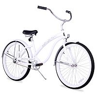 Firmstrong Women's 26-in. Bella Classic Single-Speed Beach Cruiser Bike