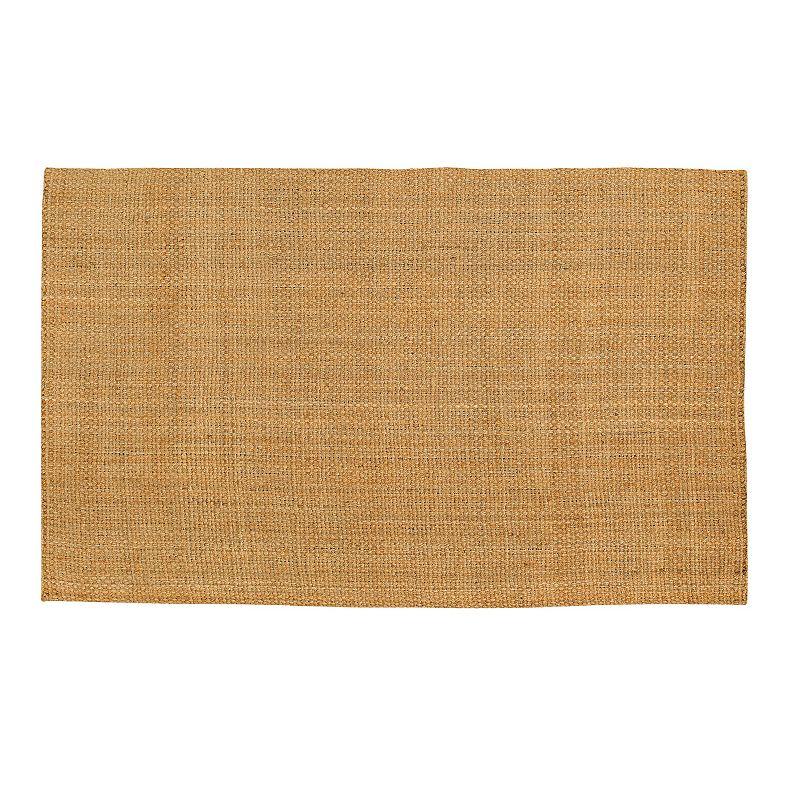 Decor 140 Woven Jute Rug, Brown, 2.5X4 Ft