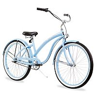Firmstrong Women's 26-in. Bella Classic Three-Speed Beach Cruiser Bike