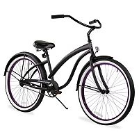 Firmstrong Women's 26-in. Bella Fashionista Single-Speed Beach Cruiser Bike