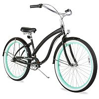 Firmstrong Women's 26 in Bella Fashionista Three-Speed Beach Cruiser Bike